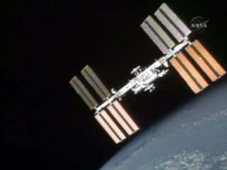 Space Station to Put on Sky Show This Weekend