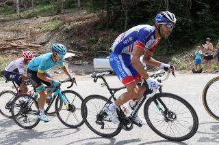 Groupama-FDJ's Thibaut Pinot is a big favourite to take a podium place at the 2020 Tour de France