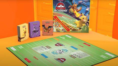 Pokemon Battle Academy review