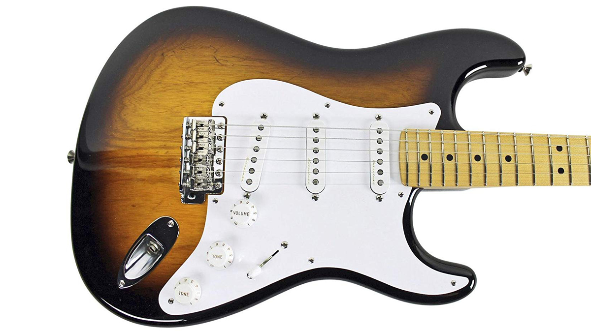 You can now buy an Eric Clapton-played Stratocaster on Amazon for $180,000