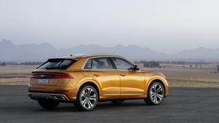 When Coupé Meets Suv The New Audi Q8 Techradar