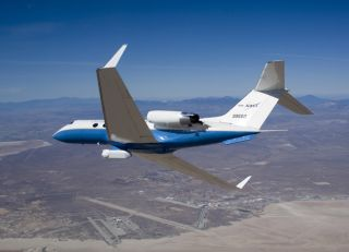NASA Develops Super-Accurate Nav System for Scientific Plane