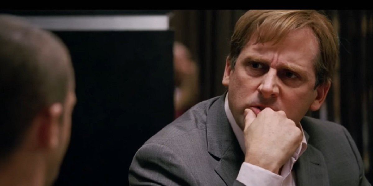 Steve Carell in The Big Short
