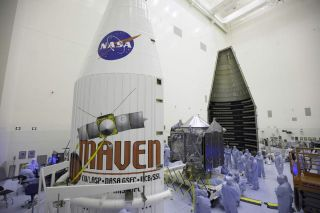 MAVEN Prepared for Payload Encapsulation