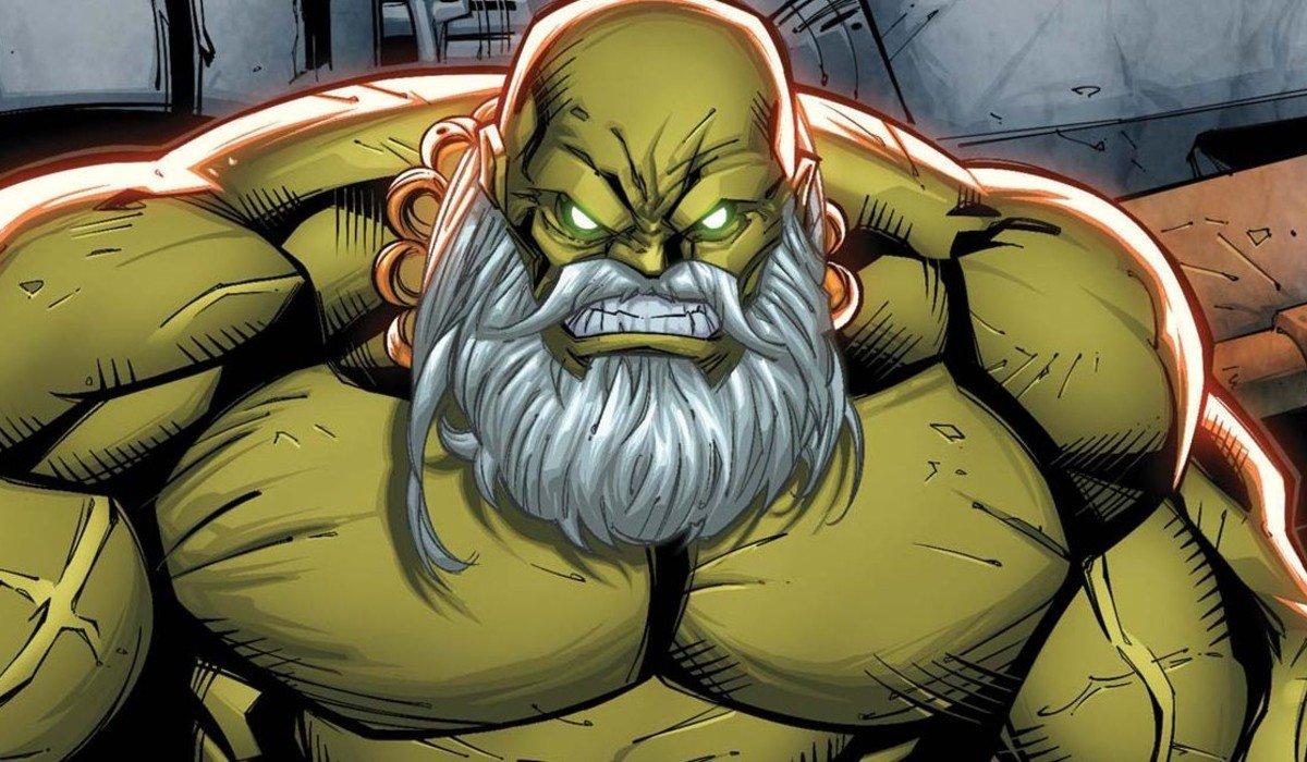 Maestro Hulk Marvel Comics
