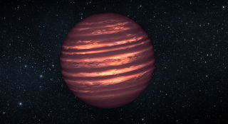 Brown dwarf 2MASSJ22282889-431026