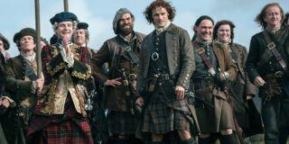 outlander season 2 starz jamie murtagh kilts starz