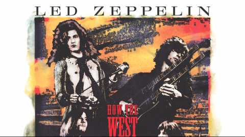 Led Zeppelin How The West Was Won Review Louder
