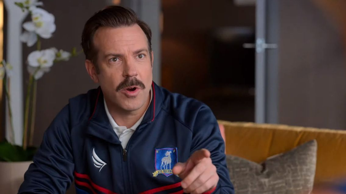 Ted Lasso season 2 gets a new trailer – and an angry Ted