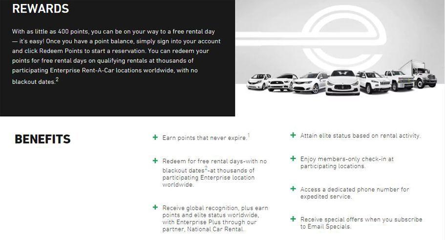 Enterprise Car Rental Service Review Pros And Cons Top Ten Reviews
