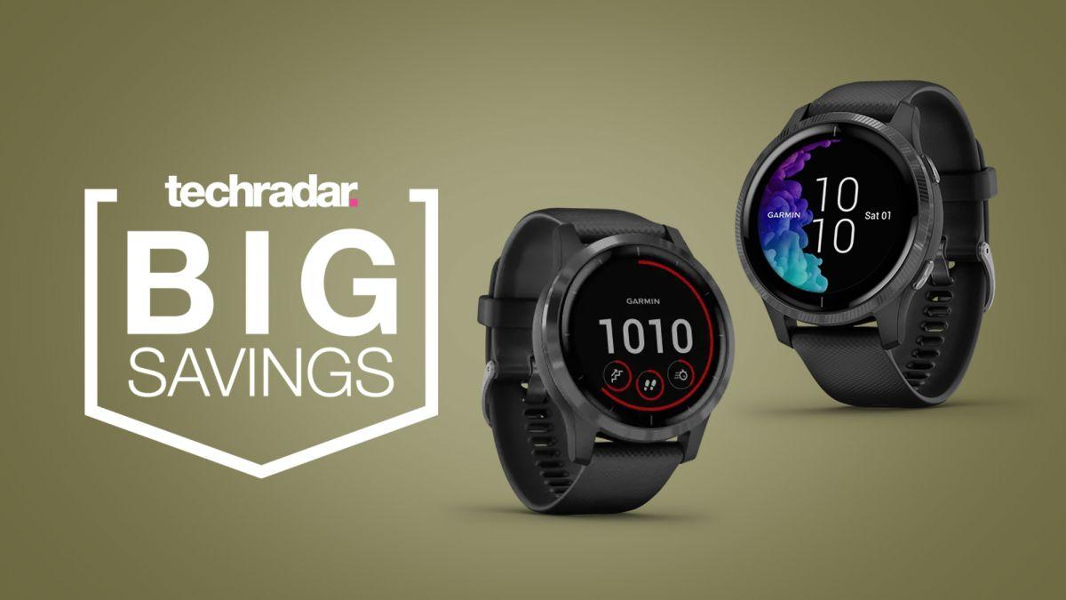 Best Buy Garmin Smartwatch Deals Can Still Save You 100 In Cyber Week Sales Techradar