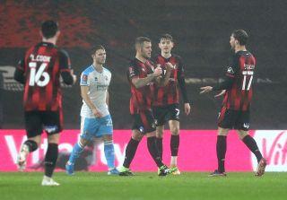 AFC Bournemouth v Crawley Town – Emirates FA Cup – Fourth Round – Vitality Stadium