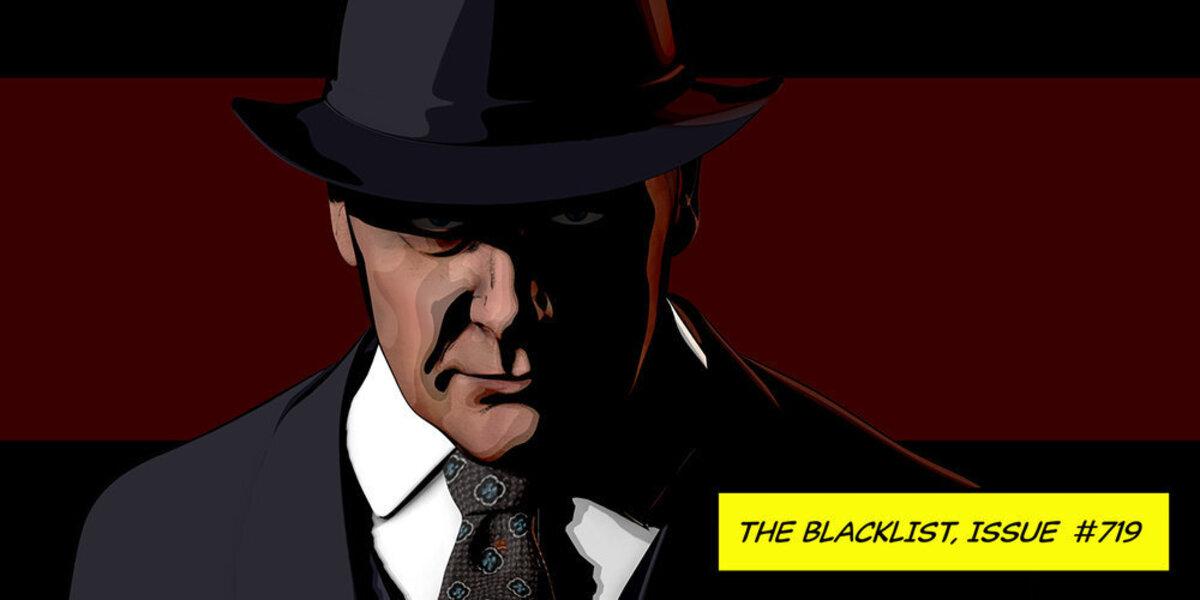 The Blacklist Raymond Red Reddington NBC