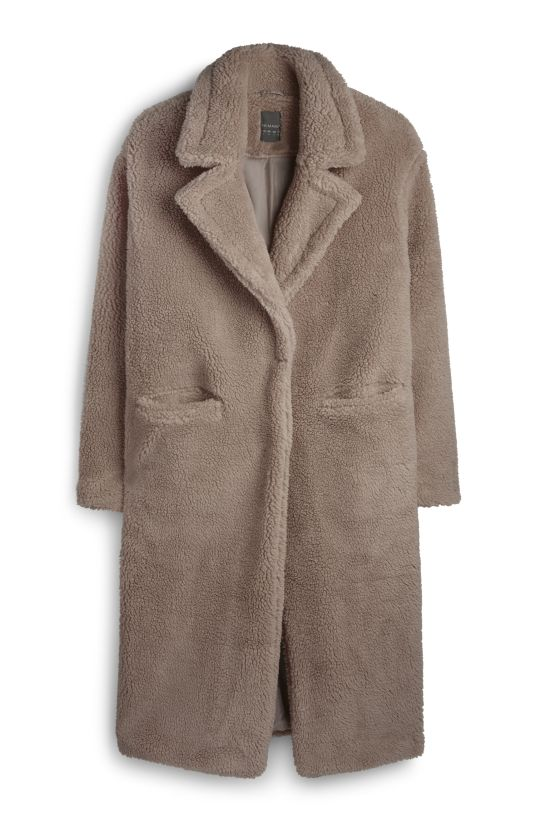 later price reduced best collection This teddy bear coat from Primark is predicted to sell out ...