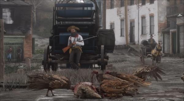 Red Dead Redemption 2 - Guns