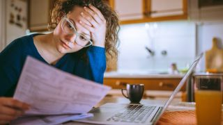 Money-related stress could be caused by poor financial literacy, new research suggests