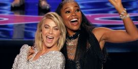 Julianne Hough Speaks Out About Gabrielle Union's Firing From America's Got Talent