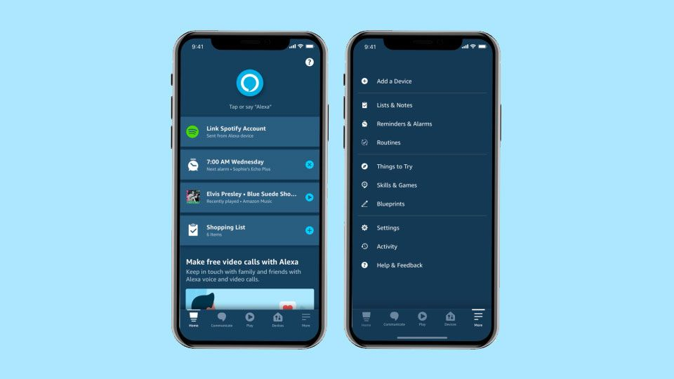 The Alexa app on your phone just got a whole lot more useful