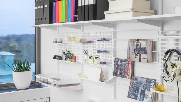 13 home office storage ideas for a tidy and inspiring work space ...