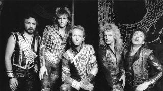 Judas Priest in 1986