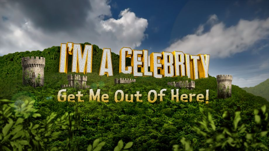 I'm A Celebrity new logo for new series