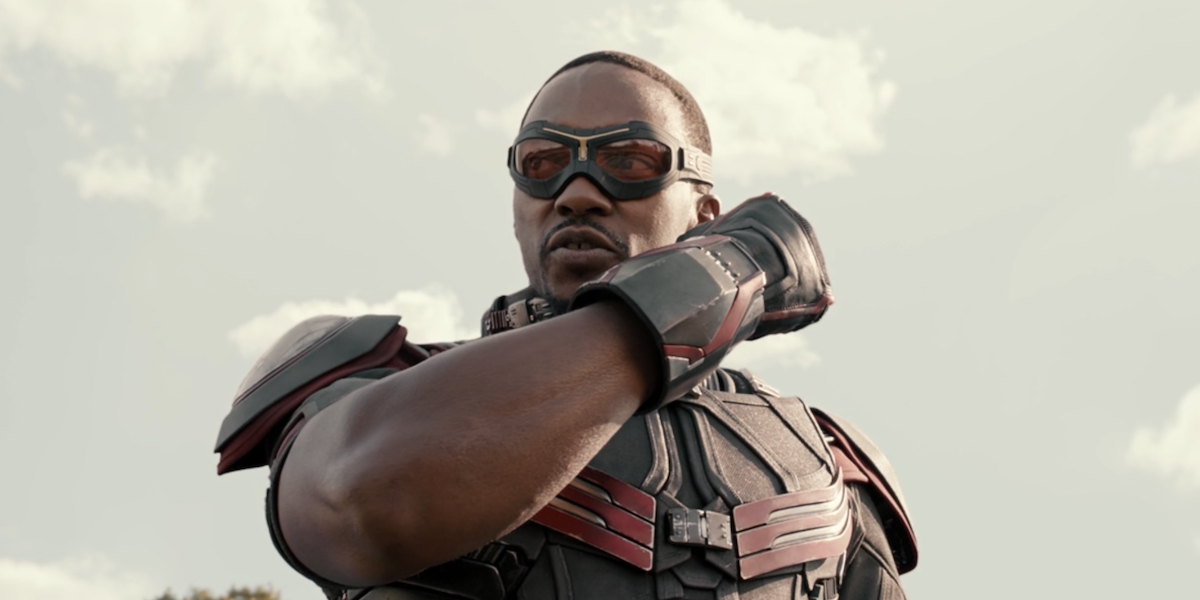 Anthony Mackie in Ant-Man