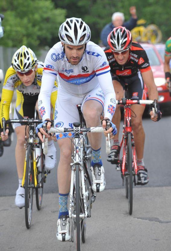 David Millar Giro stage 5