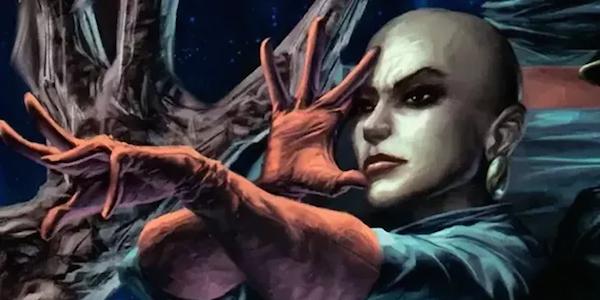 Moondragon Guardians of the Galaxy