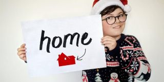 Home Sweet Home Alone Instagram Promo Photo