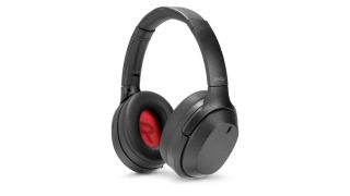 Lindy BNX-80 over-ear wireless headphones with active noise cancelling