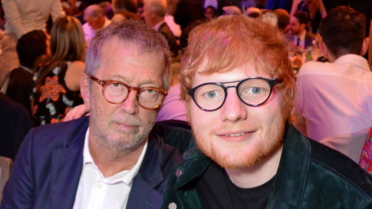 The Miraculous Story of Ed Sheeran's Eric Clapton Guitar