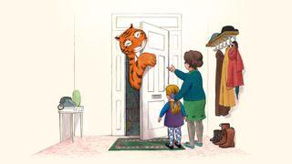 The Tiger Who Came to Tea C4 Christmas