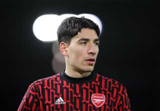 Hector Bellerin has backed Arsenal boss Mikel Arteta following a disappointing start to the season.