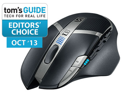 Logitech G602 Review - Wireless Gaming Mouse - Tom's Guide | Tom's Guide