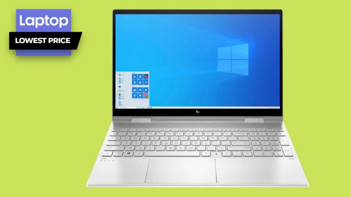 HP Envy x360 2-in-1 laptop deal knocks $150 off list price