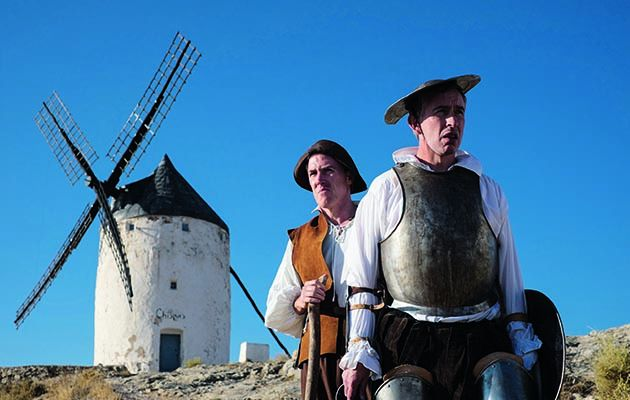 Tonights, The Trip to Spain, takes Steve Coogan and Rob Brydon to La Mancha