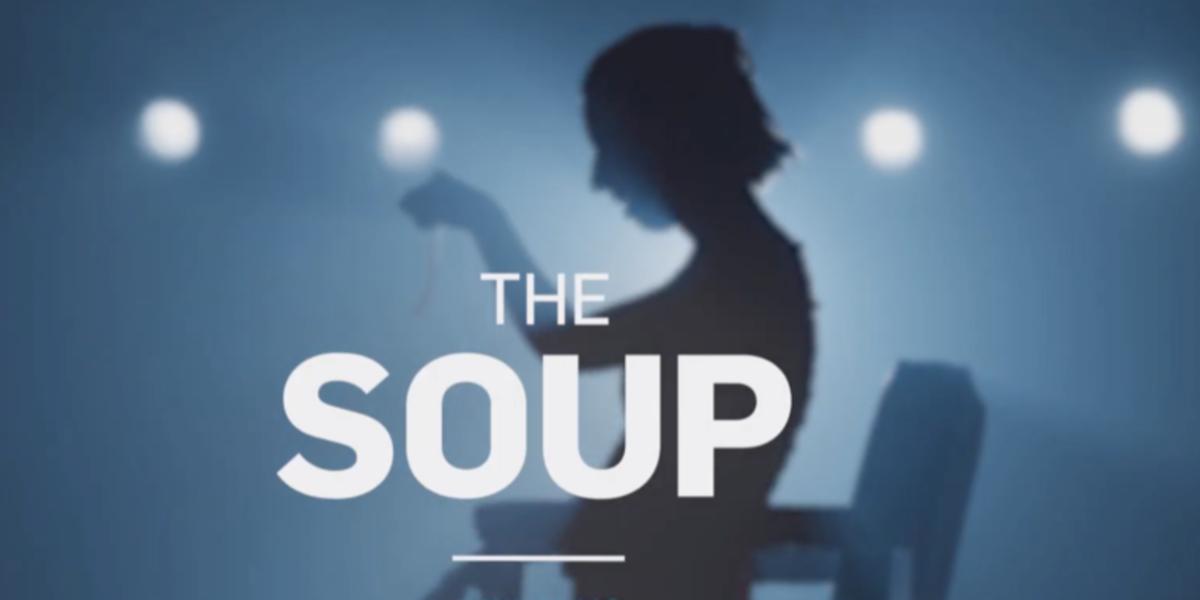 the soup Jade Catta-Preta e!