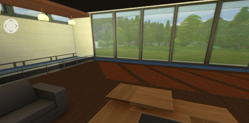 The Sims 4 is now home to the infamous house from Parasite