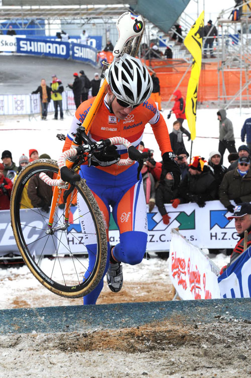 Marianne Vos, Cyclo-Cross World Championships 2010