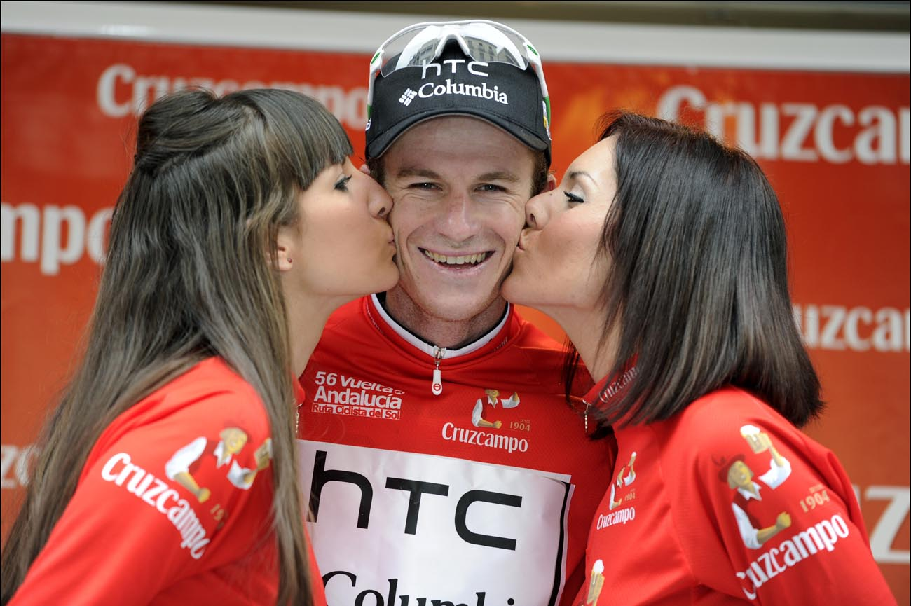 Michael Rogers wins Tour of Andalusia 2010