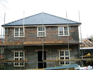 Step by step of building a house