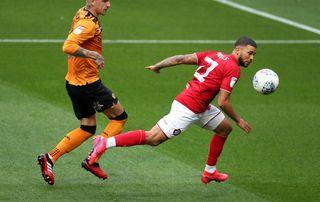 Bristol City v Hull City – Sky Bet Championship – Ashton Gate