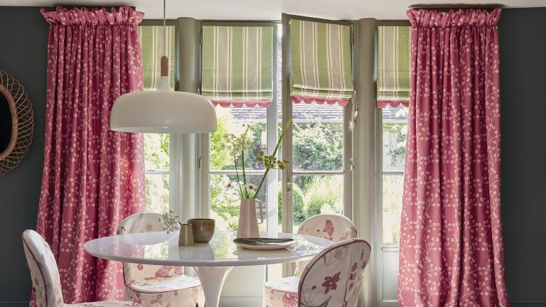 Cottage curtain ideas – Vanessa Arbuthnott curtains