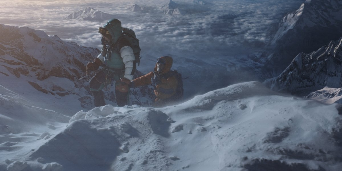Jason Clarke in Everest