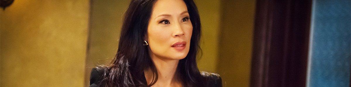 Lucy Liu as Watson in Elementary