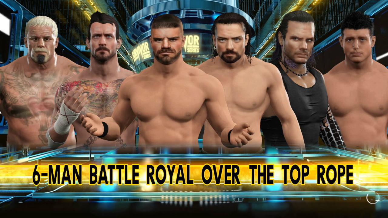 Cm Punk Bobby Roode Aj Lee The 15 Wwe 2k17 Creations You Have To Download Right Now Gamesradar