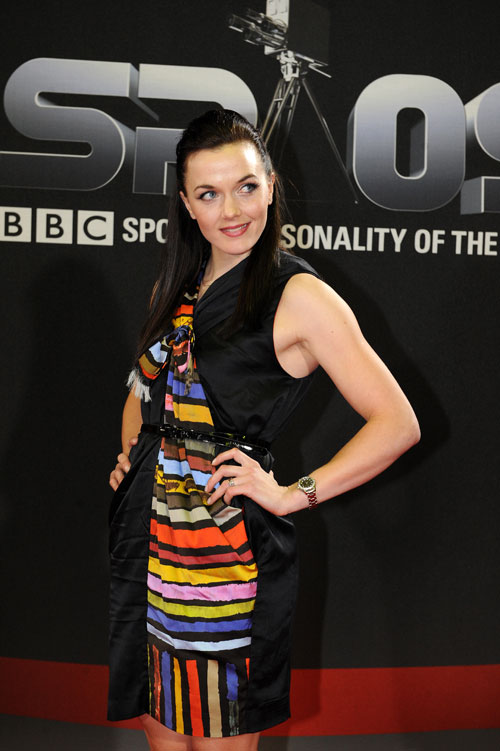 Victoria Pendleton, BBC Sports Personality of the Year awards 2009