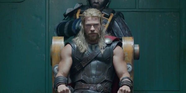 Thor haircut