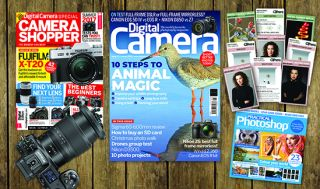 Digital Camera's January 2019 issue is on sale now, and comes with 12 amazing gifts