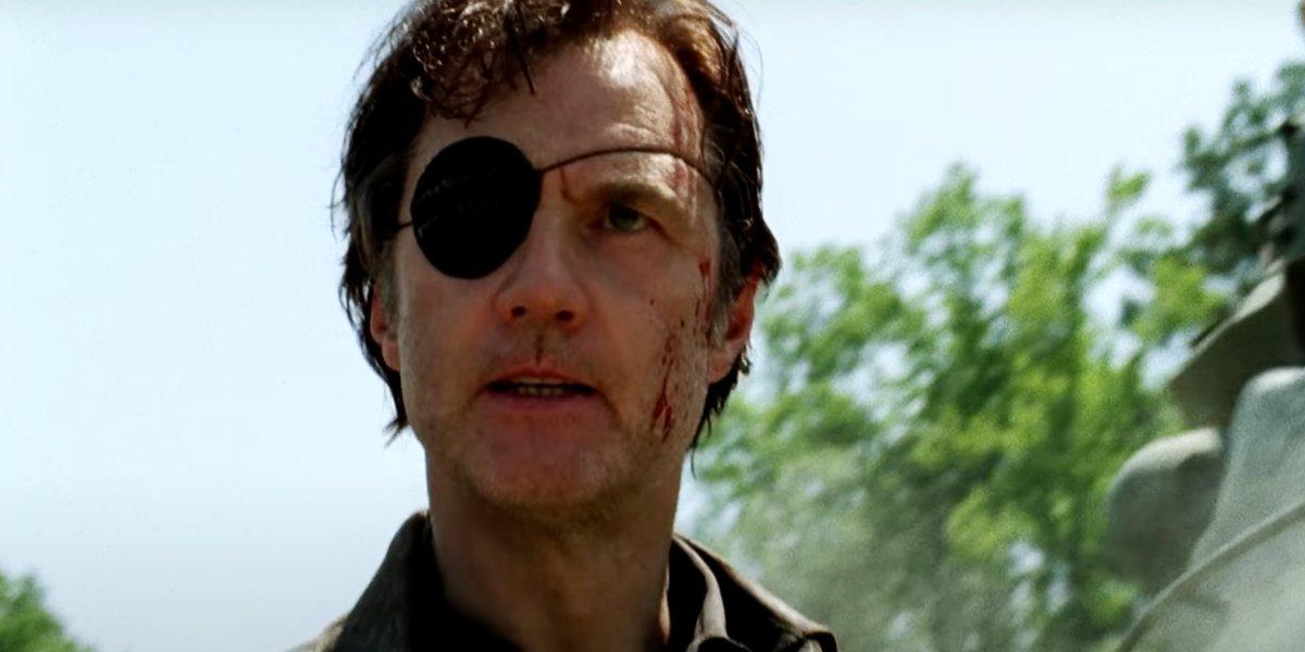 David Morrissey on The Walking Dead